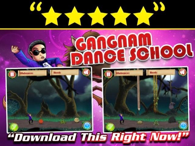Gangnam Dance School Screenshot