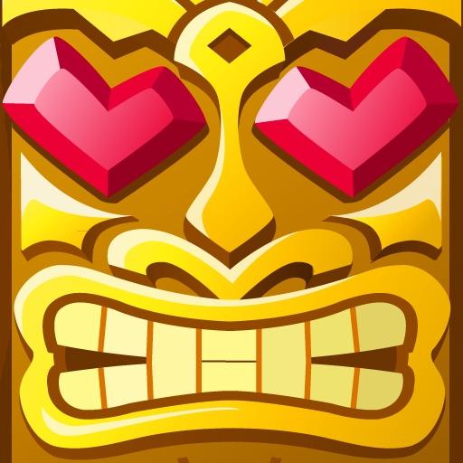 Tiki Totems 2 Valentine