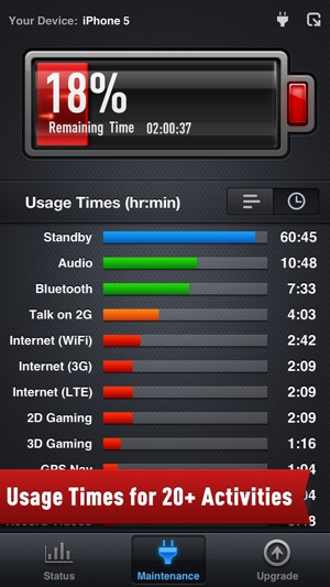 Battery Power Free Screenshot