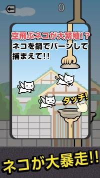 ネコを鍋でバーン!!紹介画像1