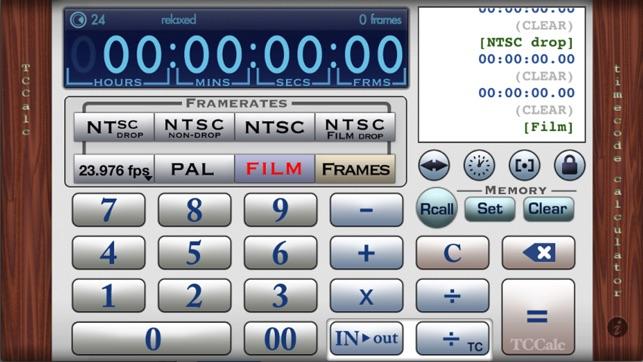Drop Frame Timecode Converter | Allframes5.org