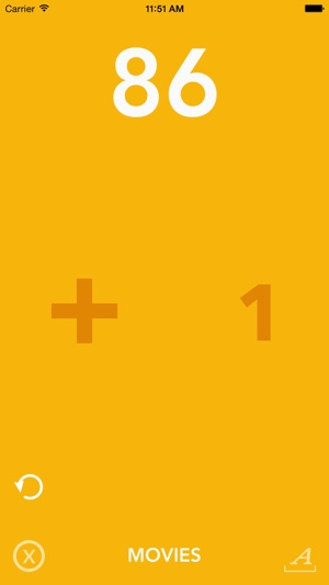TapTo Count - A Tally Counter App Screenshot
