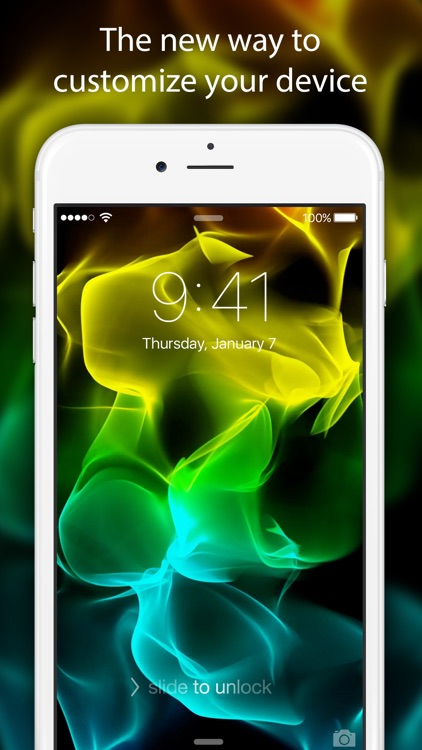 Best Dynamic Wallpaper App For Iphone X Live Wallpapers Amp Themes Dynamic Backgrounds And Moving