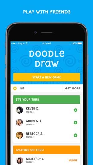 Doodle Draw for Messenger Screenshot