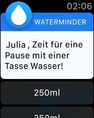 312x390bb Water Minder als Gratis iOS App der Woche Apple Apple iOS Gadgets Technology
