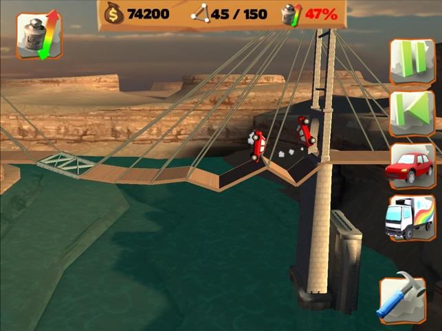 Bridge Constructor Playground Screenshot