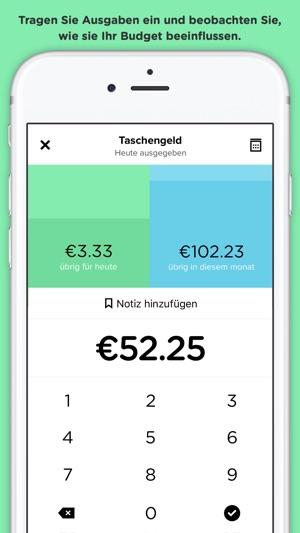 Pennies – Budget-und Expense Screenshot