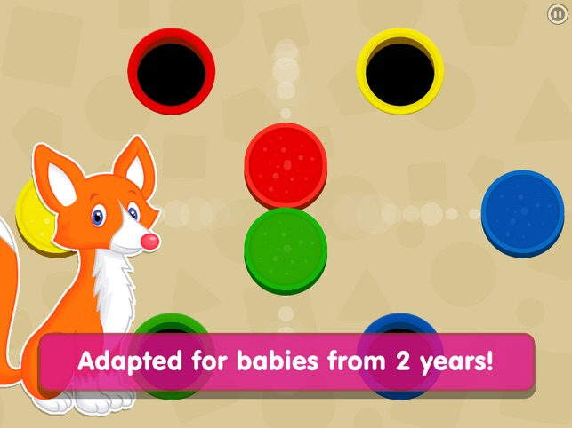 ‎Shapes! Toddler Kids Games,Baby Boys Learning Free Screenshot