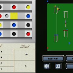 "Diagram Of 6 Wicket Croquet Nissan 350z 2005 Audio Wiring mac App Store 上的""croquet Pro 2:6 Edition"""