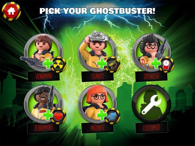 PLAYMOBIL Ghostbusters Screenshot