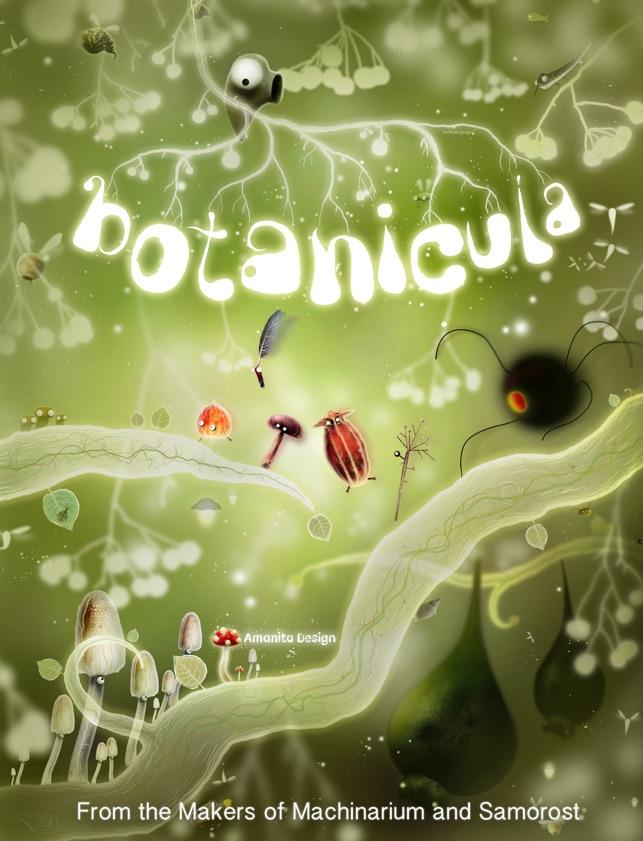 Botanicula (ボタニキュラ) Screenshot