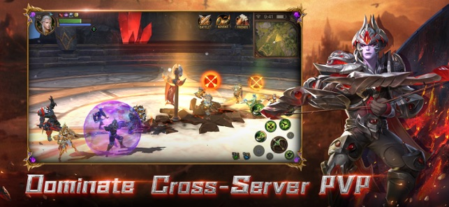 Crusaders of Light on the App Store