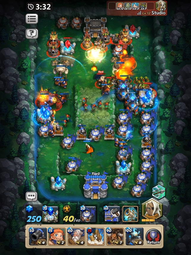 Burn Baby Burn - Castle Burn (A Great New Game) | App Review CentralApp Review Central