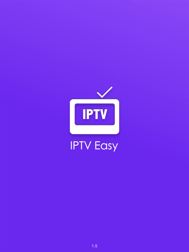 IPTV Easy - m3u Playlist Capture d'écran