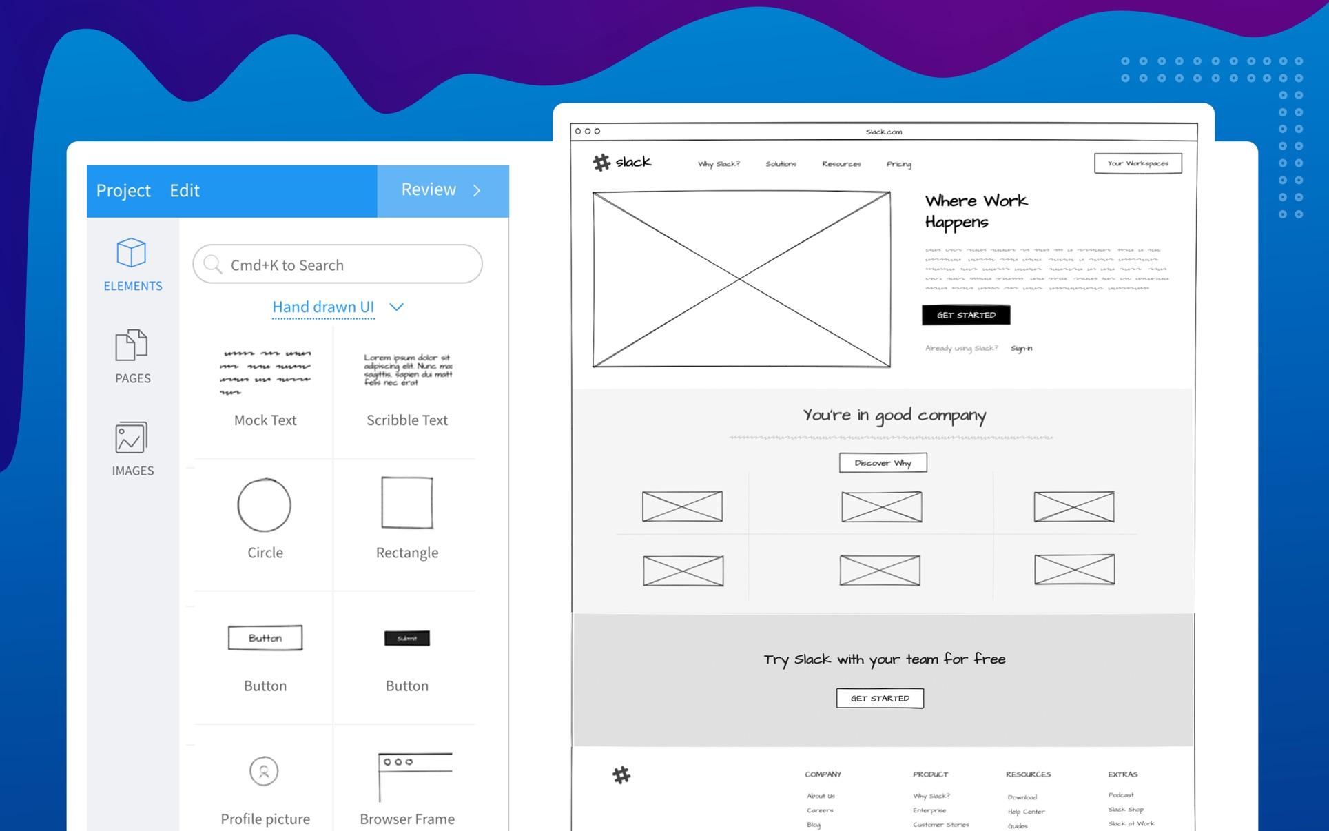 MockFlow Mac 破解版 原型设计工具