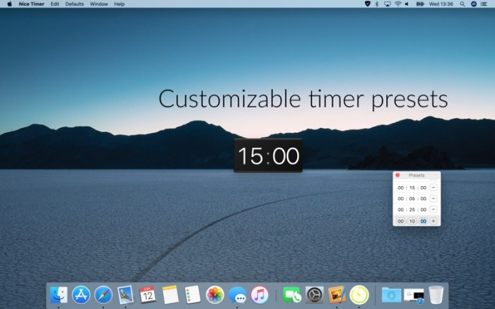 Nice Timer 3: colorful timers Screenshot 04 1fqbhdn