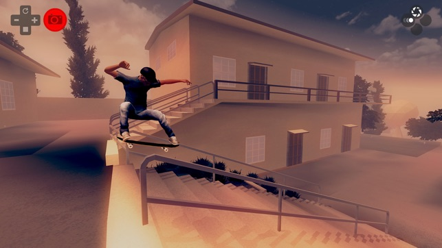 ‎Skate City Screenshot