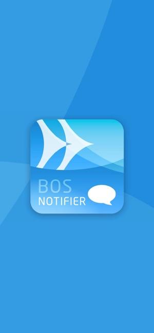 BOSNotifier 2 Screenshot