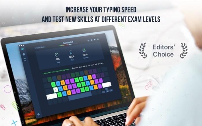 Master of Typing 3: Practice Screenshot 01 xg9vwn