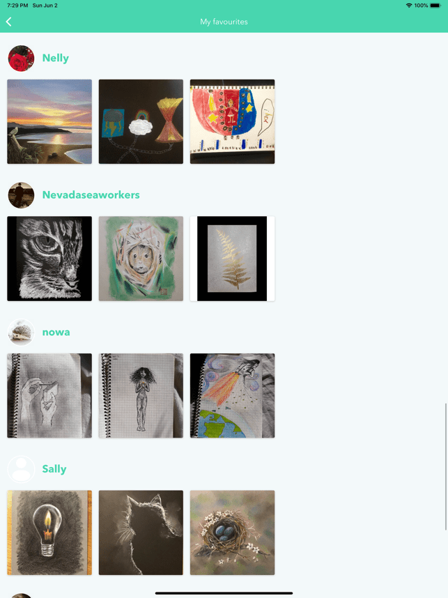 Sketch a Day: prompts & tips Screenshot