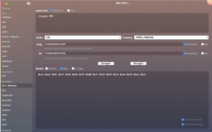 iCrypto PRO Screenshot 04 1na3gs1n