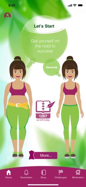 My Diet Coach - Weight Loss Screenshot
