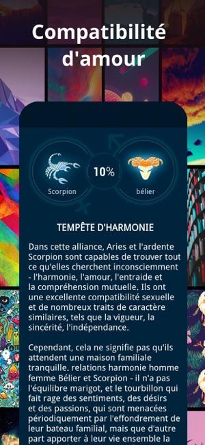 L'homme Scorpion Et Les Sentiments : l'homme, scorpion, sentiments, Chiromancie, Astrologie, L'App, Store
