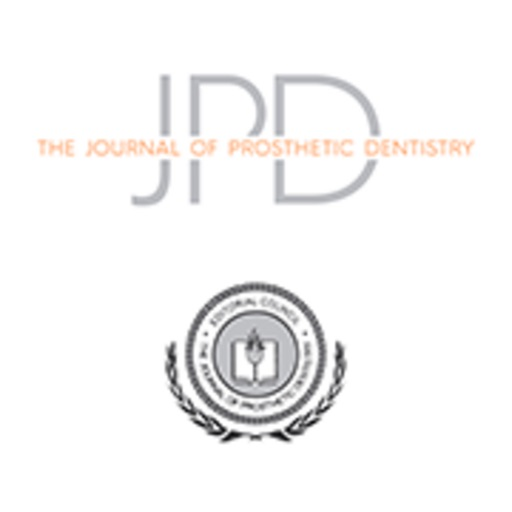 The Journal of Prosthetic Dentistry par Elsevier Inc.