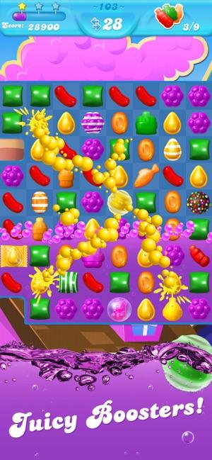candy crush sofa sleepers on sale soda saga the app store 4