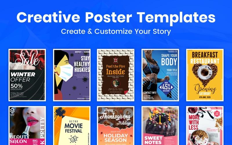 poster maker flyer creator free