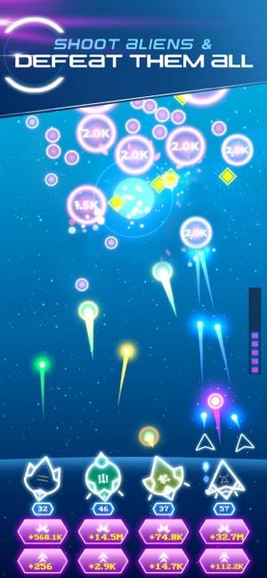 Non-Stop Space Defense Screenshot