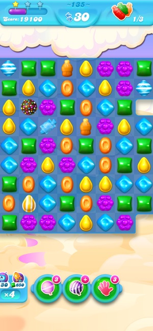 candy crush sofa navy blue throws for soda saga on the app store 4