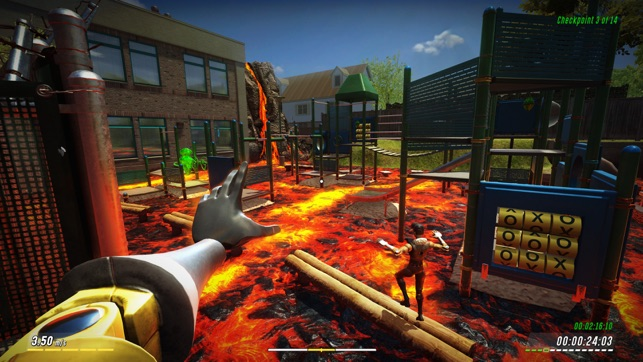 ‎Hot Lava Screenshot