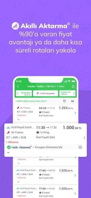 ENUYGUN – Uçak, Otel, Otobüs Screenshot