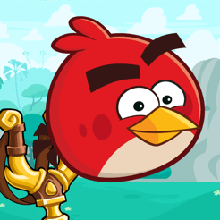 ‎Angry Birds Friends