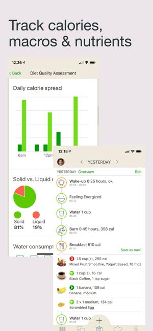 Fooducate - eat better coach Screenshot