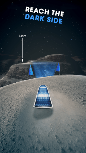 Moon Surfing Screenshot