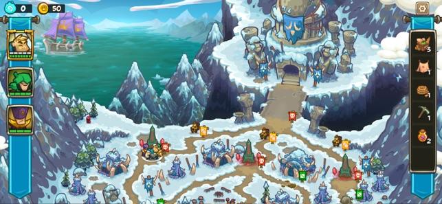 Legends of Kingdom Rush Screenshot