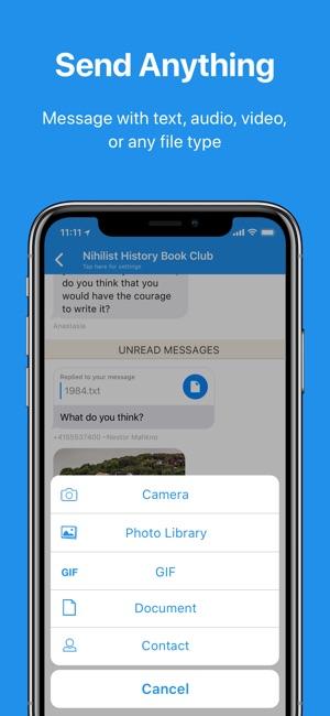 Signal - Private Messenger Screenshot