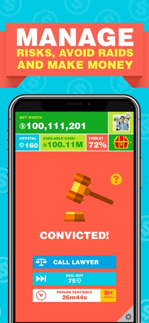 Billionaire Capitalist Tycoon Screenshot