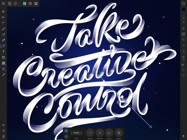 Affinity Designer Screenshot