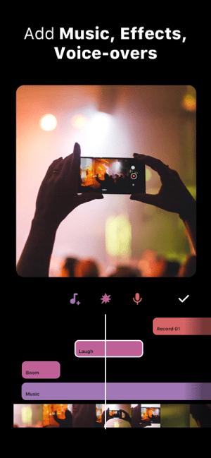 InShot - Video Editor Screenshot