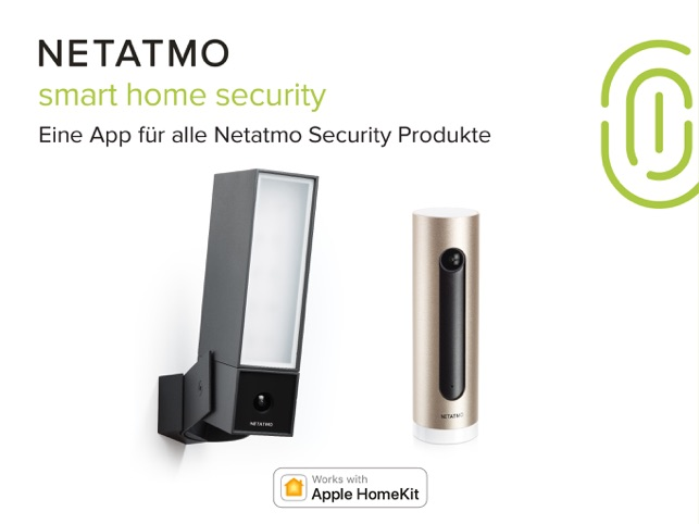 Netatmo Security Screenshot