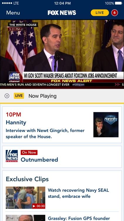 Fox News Live Breaking News by Fox News Network LLC