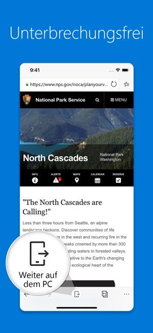 Microsoft Edge Screenshot