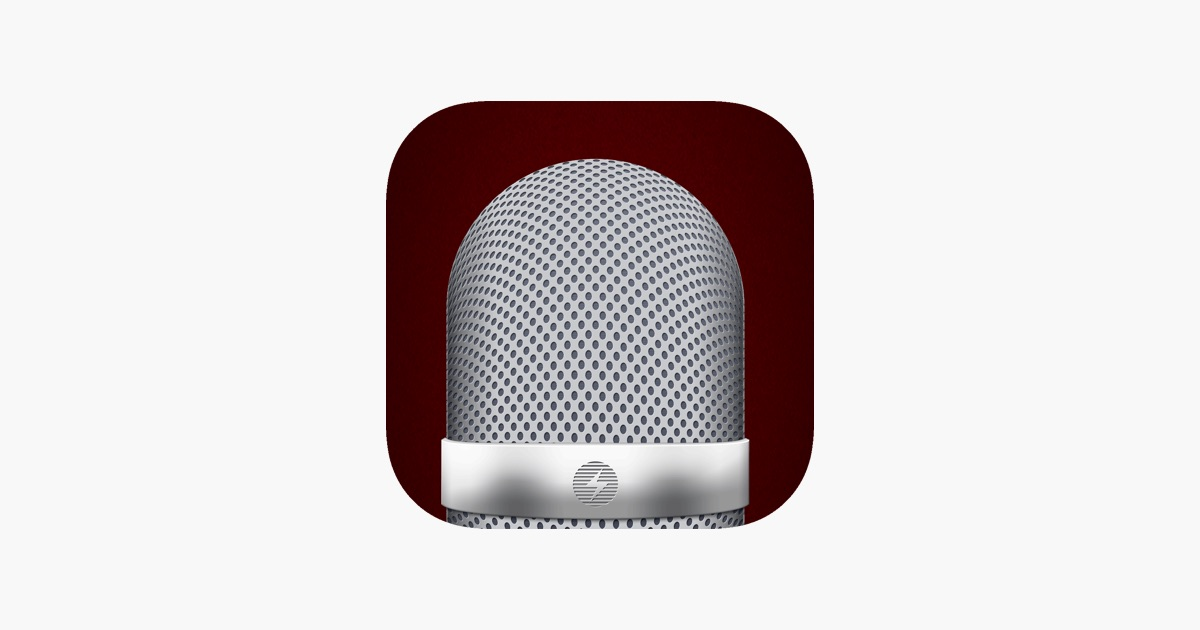HD Voice Recorder : Audio Memo on the App Store