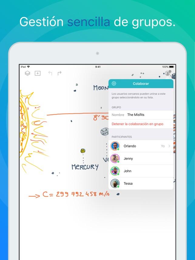 Inko - Pizarra Screenshot