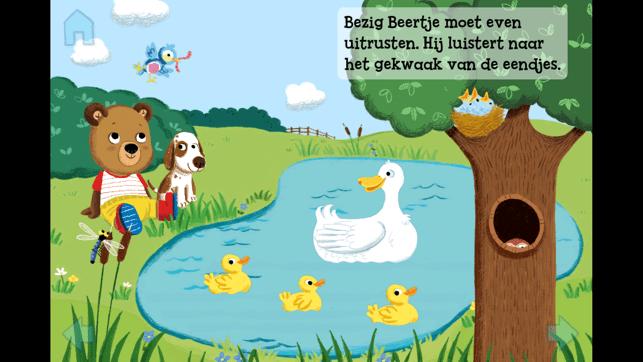 Bezig Beertje op de boerderij Screenshot