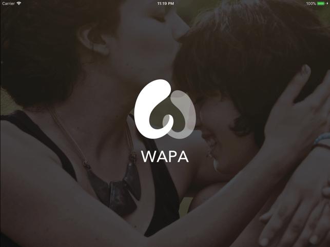 Wapa - Citas Lesbianas Screenshot