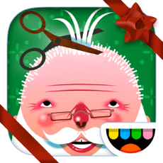 ‎Toca Hair Salon - Christmas